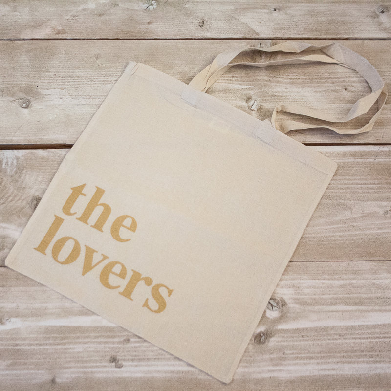 THE LOVERS BAG – gold 00008