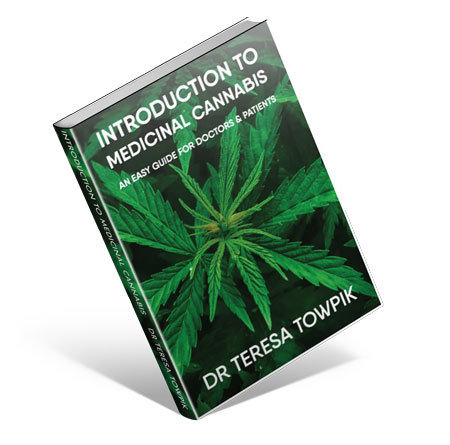 Introduction to Medicinal Cannabis: An Easy Guide for Doctors and Patients (hard copy) Australia