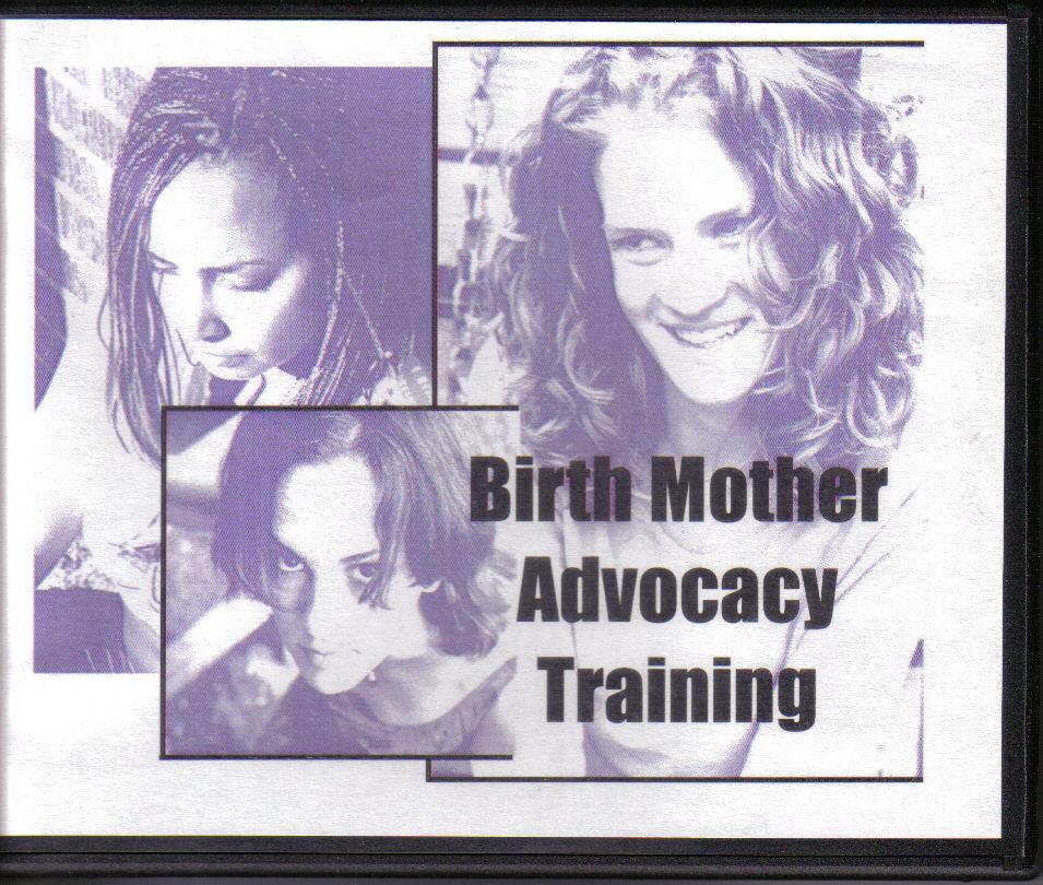 Birth Mother Advocacy Training 00000