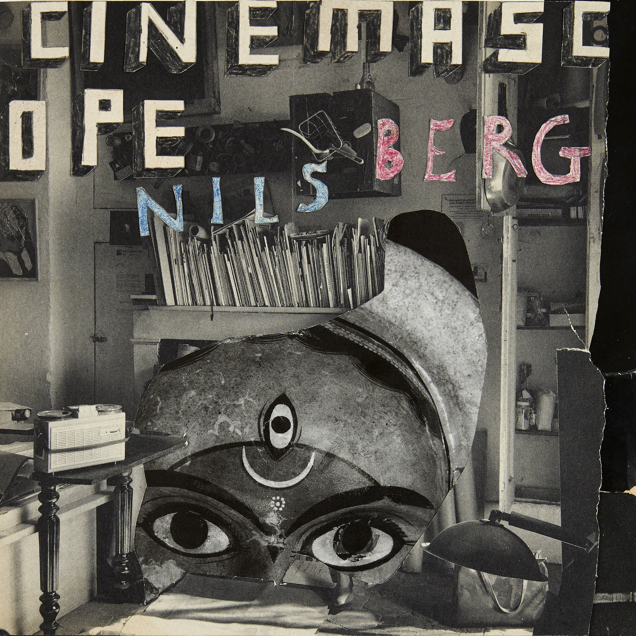 "Nils Berg Cinemascope - ""Searching For Amazing Talent From Punjab"" LP 00003"