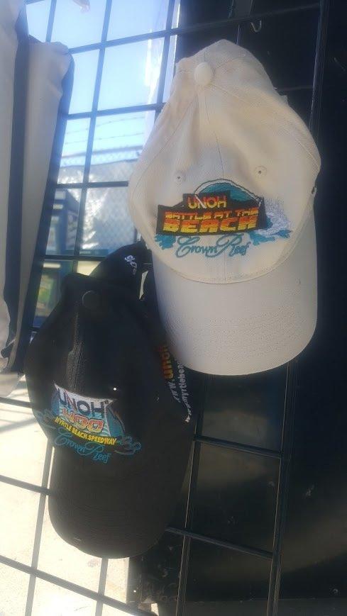 2015 Myrtle Beach 400 Hats 2015-01