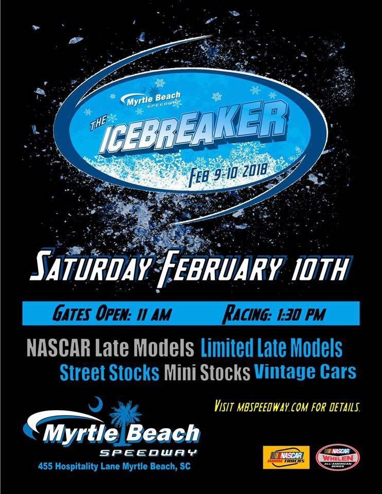 2018 Ice Breaker Race