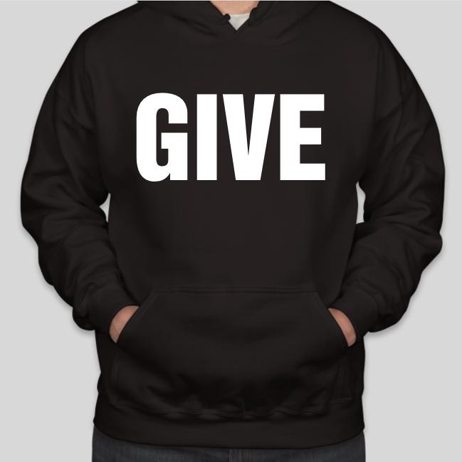 GIVE Hoodie 00002