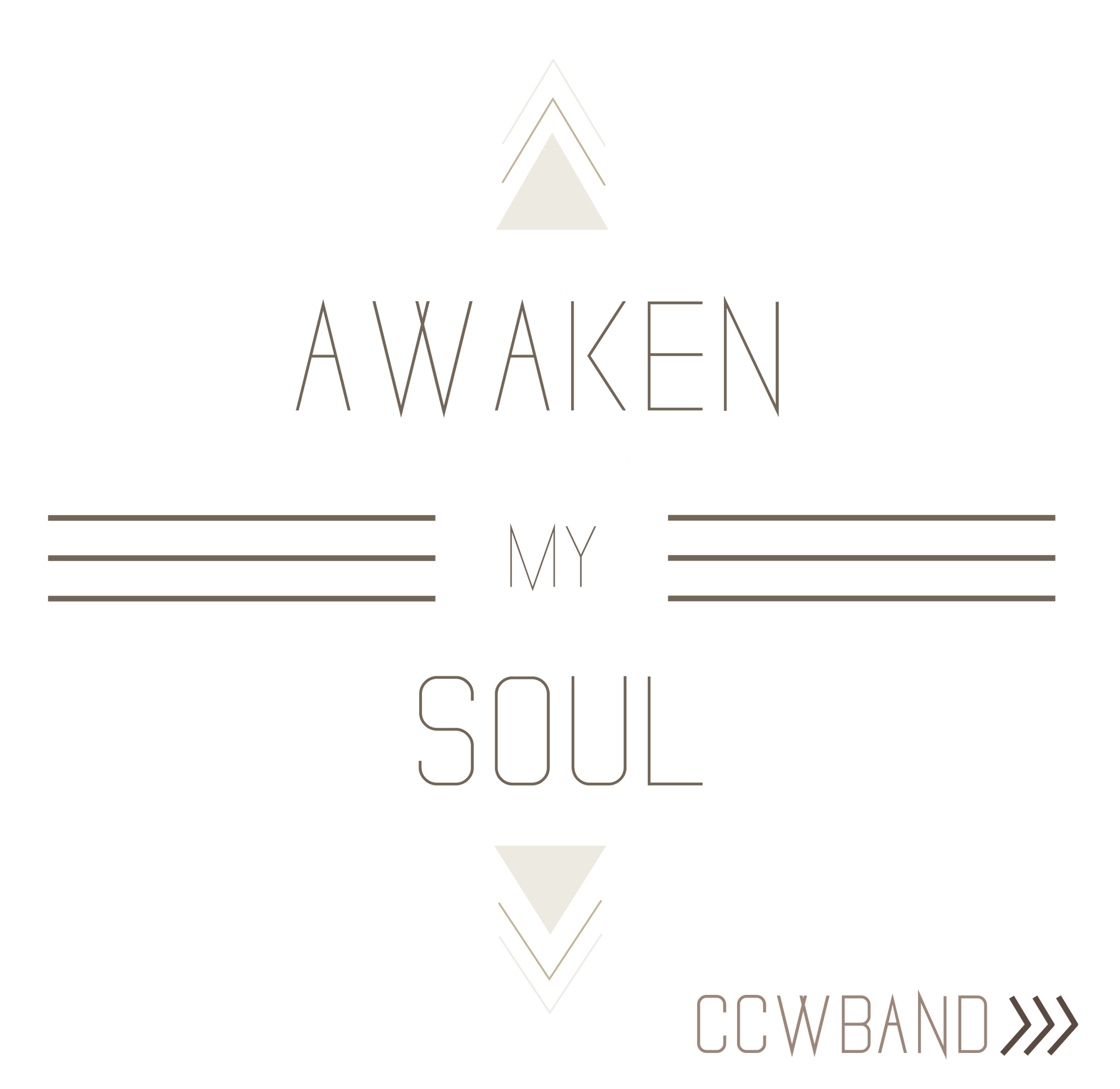 Awaken My Soul | CCW Band CD 00007