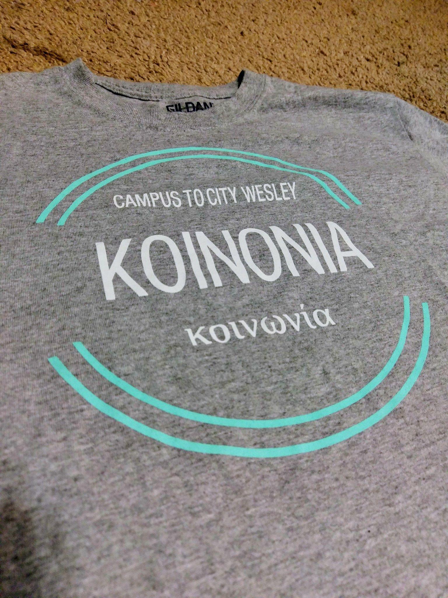 CCW T Shirt | Koinonia 00009
