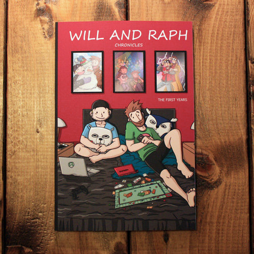 Will and Raph Chronicles - The first years WillRaph-Vol1-EN