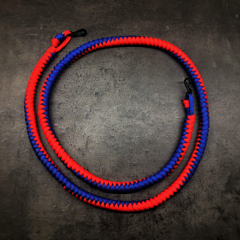 Camera Neck Strap - Blue/Red a.k.a. Tivoli