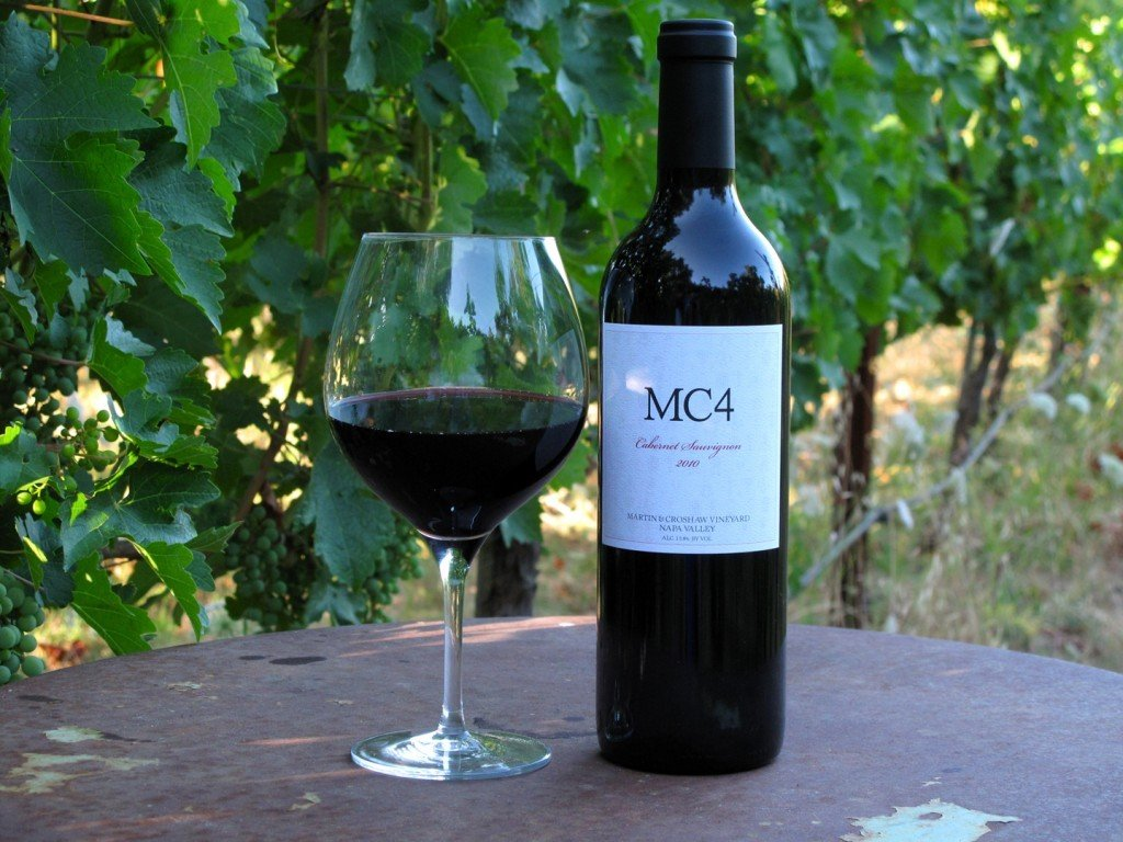 2015 MC4 Cabernet Sauvignon / Case - 10% discount included 00001