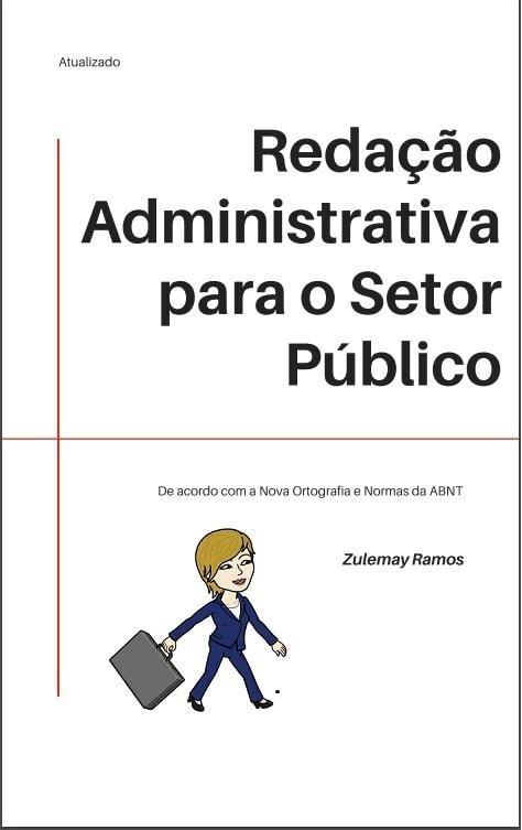 Curso Online de Redação Administrativa para o Poder Público 00001