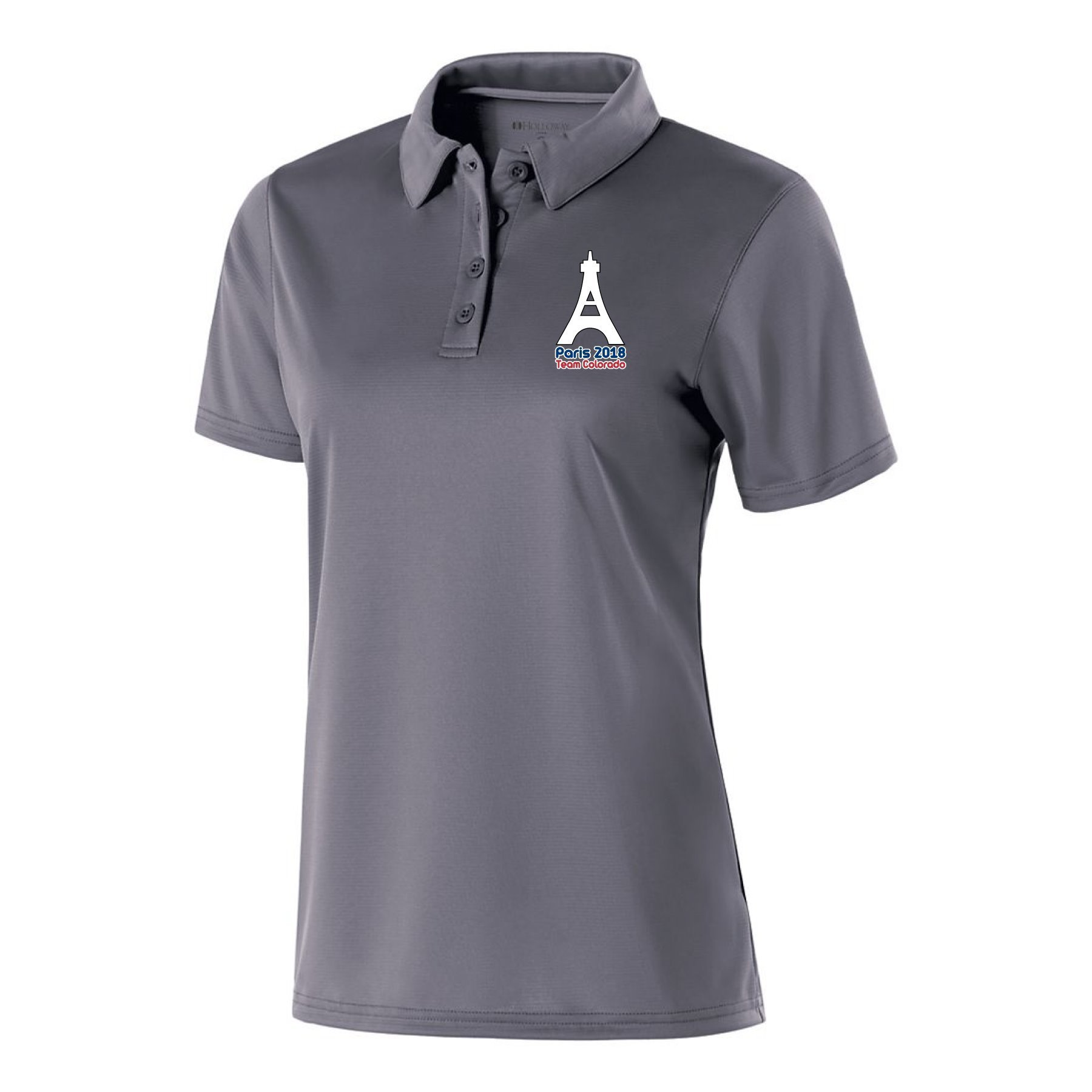 Team CO Paris 2018 Polo - Women's, Pre-Order 00003