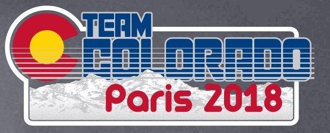 Team Colorado Logo, Back