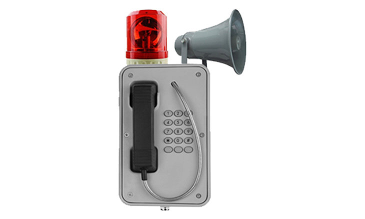 JR103-FK-HB teléfono industrial