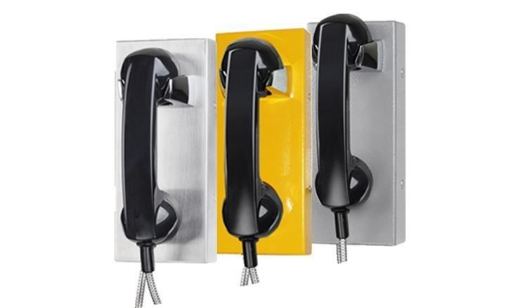 JR202-CB-SIP teléfono industrial