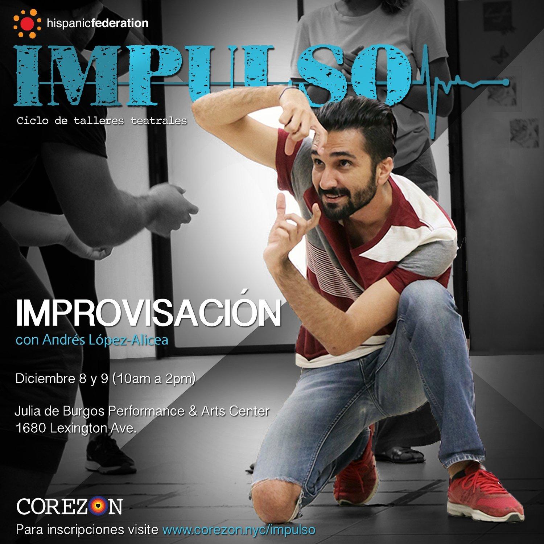 Improvisación (sold out)