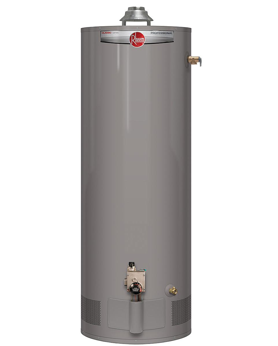 50l rheem hot water unit basement pole covers