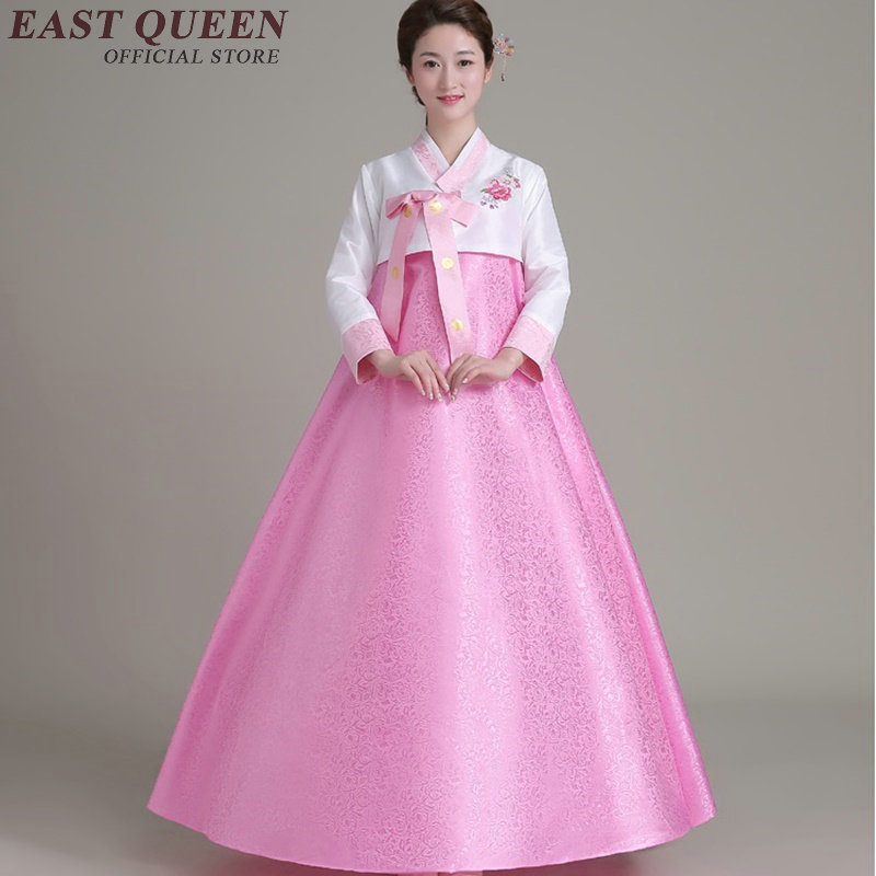 Hanbook Pink Korea Dress 00000