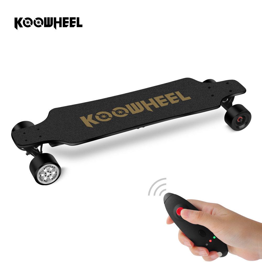 Koowheel 2nd Generation 8600mah Electric Skateboard Wiring Diagram