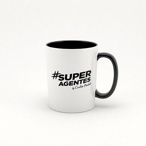 Taza de Café #SUPERAGENTES 00001