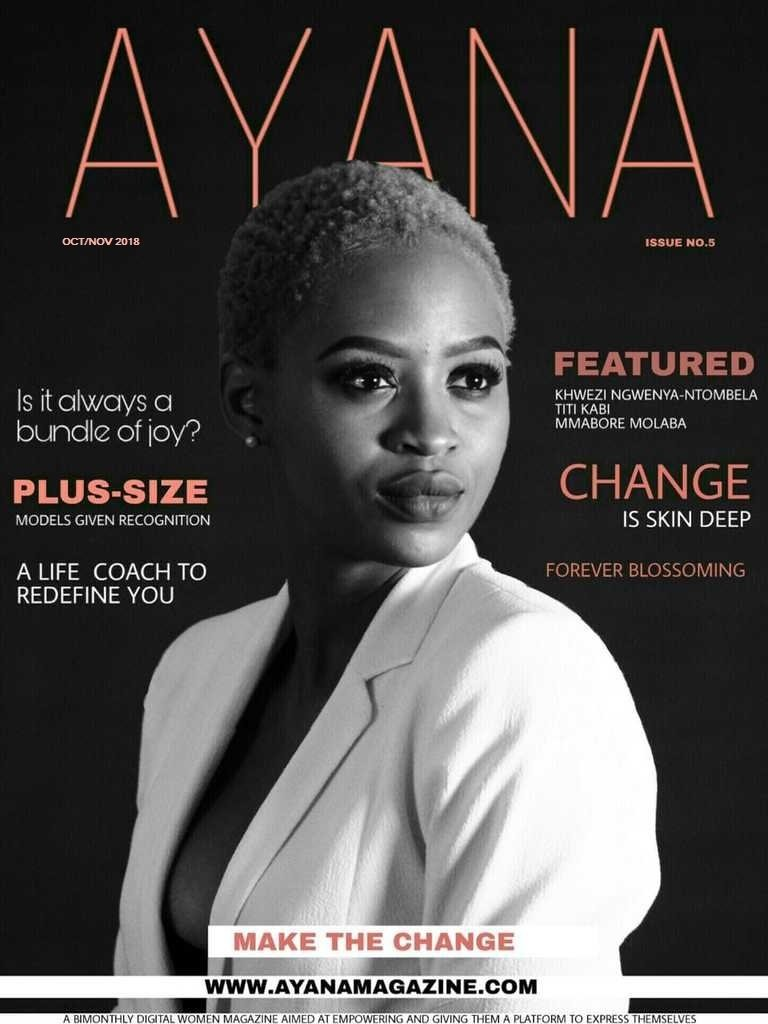 November 2018 - Issue 5 AYANA-5THED-311018
