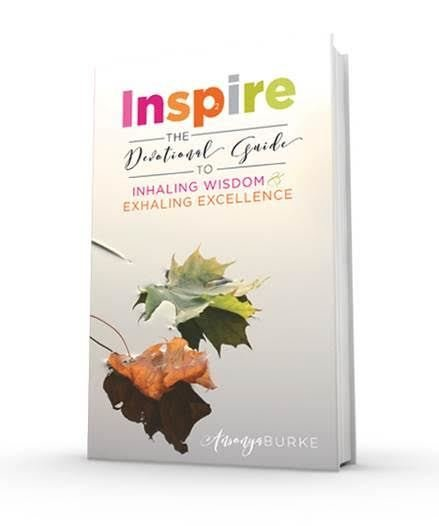 Inspired: The Devotional Guide to Inhaling Wisdom and Exhaling Excellence for the Iconic Woman – Paperback 00000