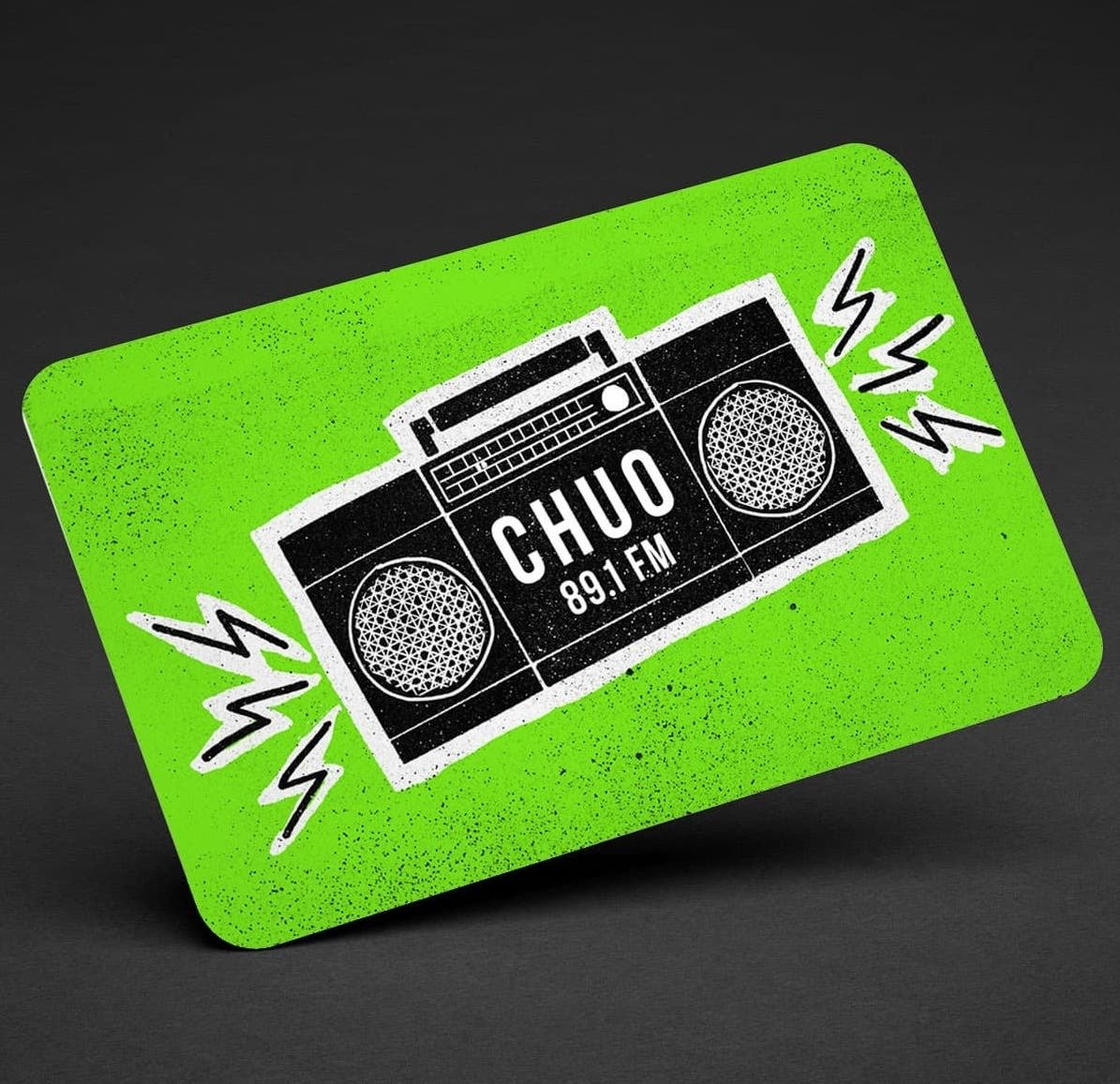 CHUO Card - PREORDER FOR 2019! 00001