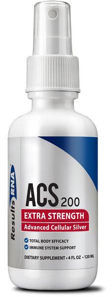 ACS 200 Silver