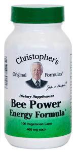 Bee Power Energy 100ct