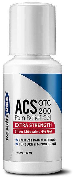 ACS Pain Relief Gel