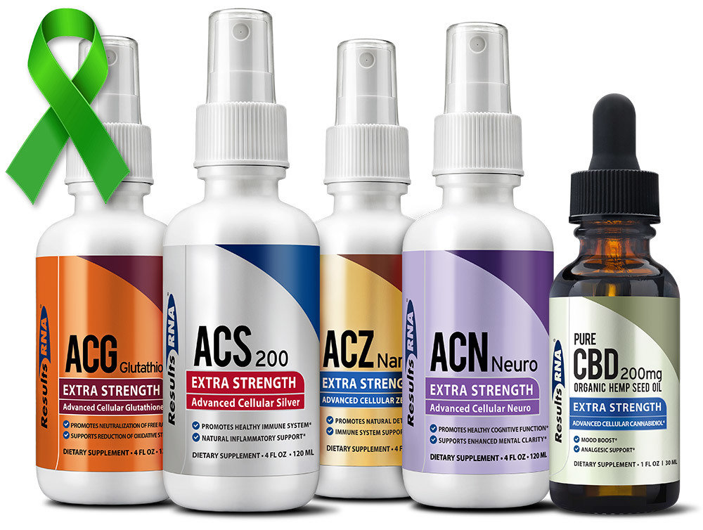 Ultimate Immune Support System With Pure CBD