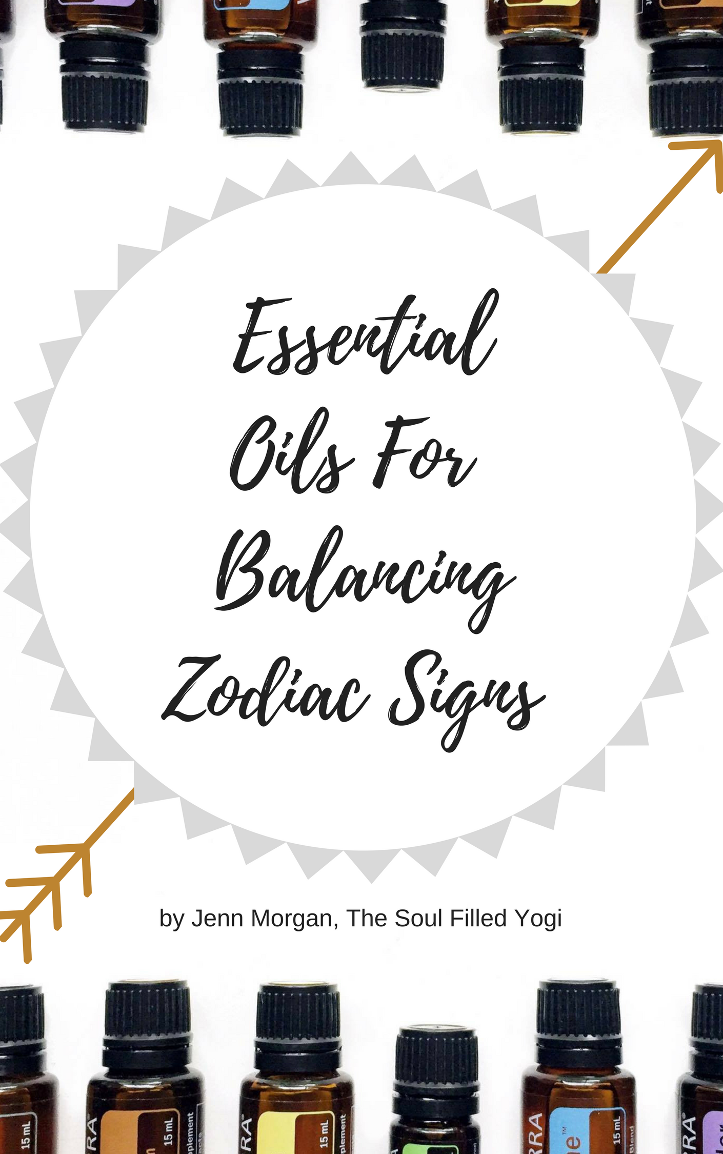 Essential Oils for Balancing Each Zodiac Sun Sign (Instant Download) 00008