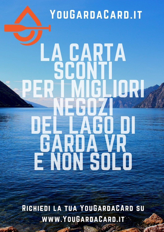YouGardaCard - Sconti  sul Lago di Garda
