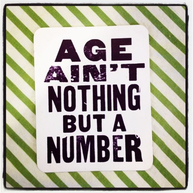 50 Shades Of Fabulous Svg: Age Ain't Nothing But A Number