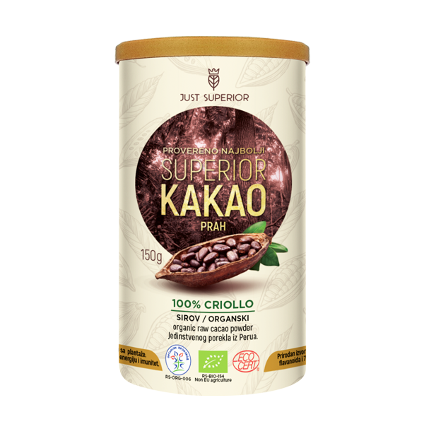 Kakao prah Criollo - Just Superior 00002
