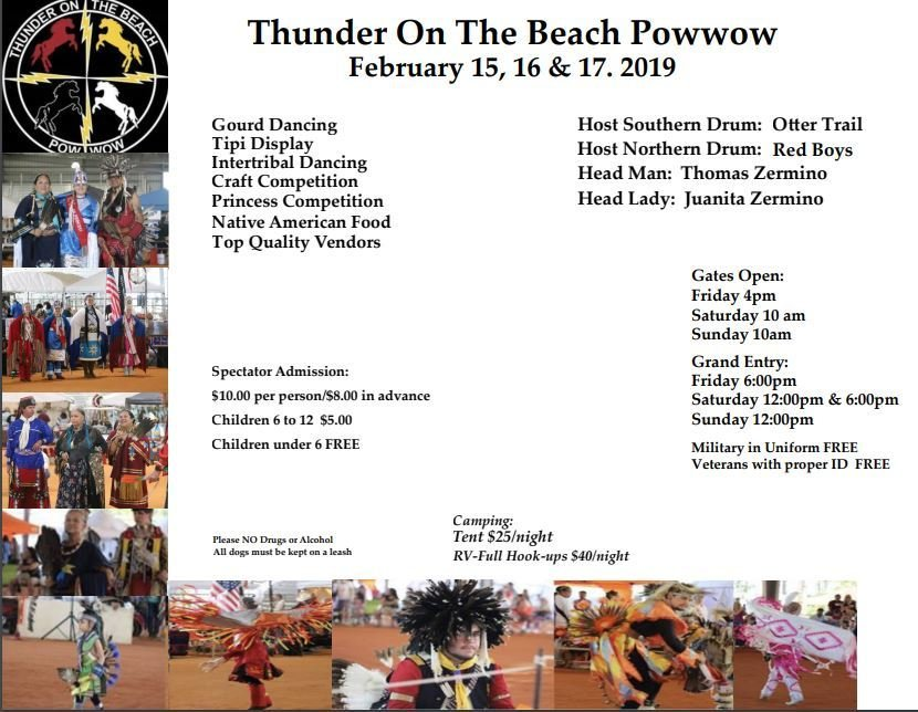 Advance Tickets- Thunder on the Beach