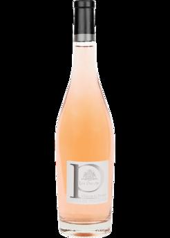 Chateau la Vivonne, Les Puechs Rose Cotes de Provence, 2016 00002