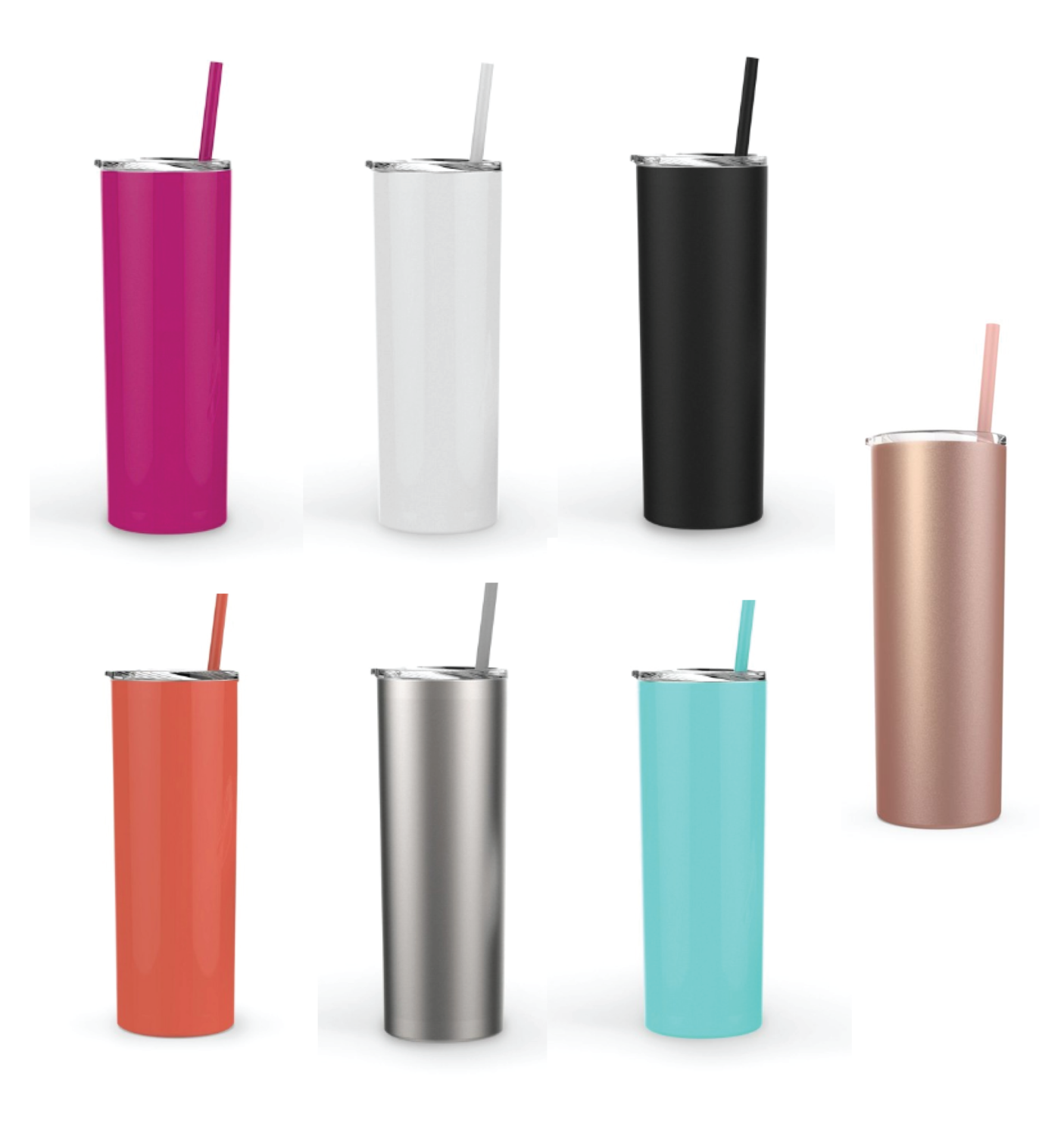 Custom Designs On Double Wall Steel Tumblers Maars