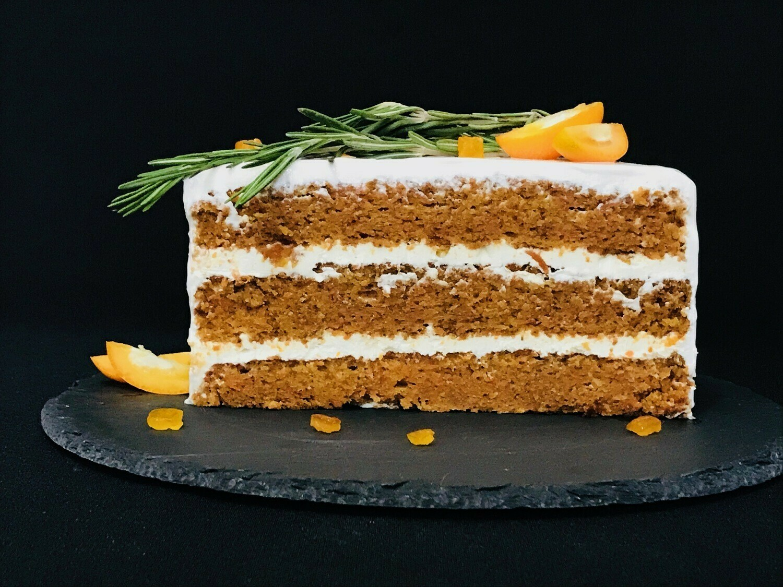 российский морковный торт лучший рецепт с фото пошагово населенного