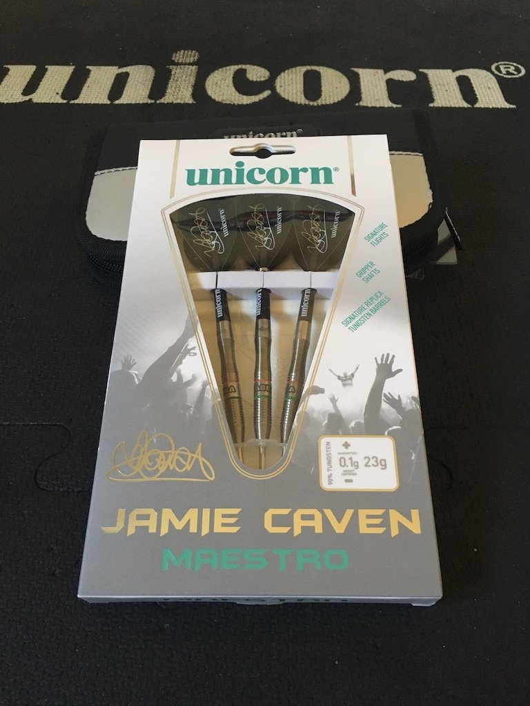 23g Jamie Caven Maestro Phase 2