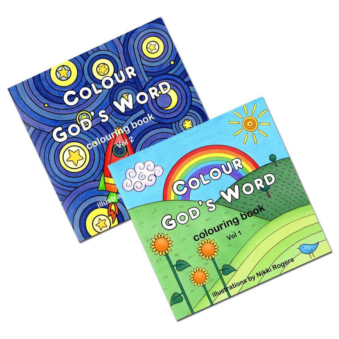 Growing with God book pack