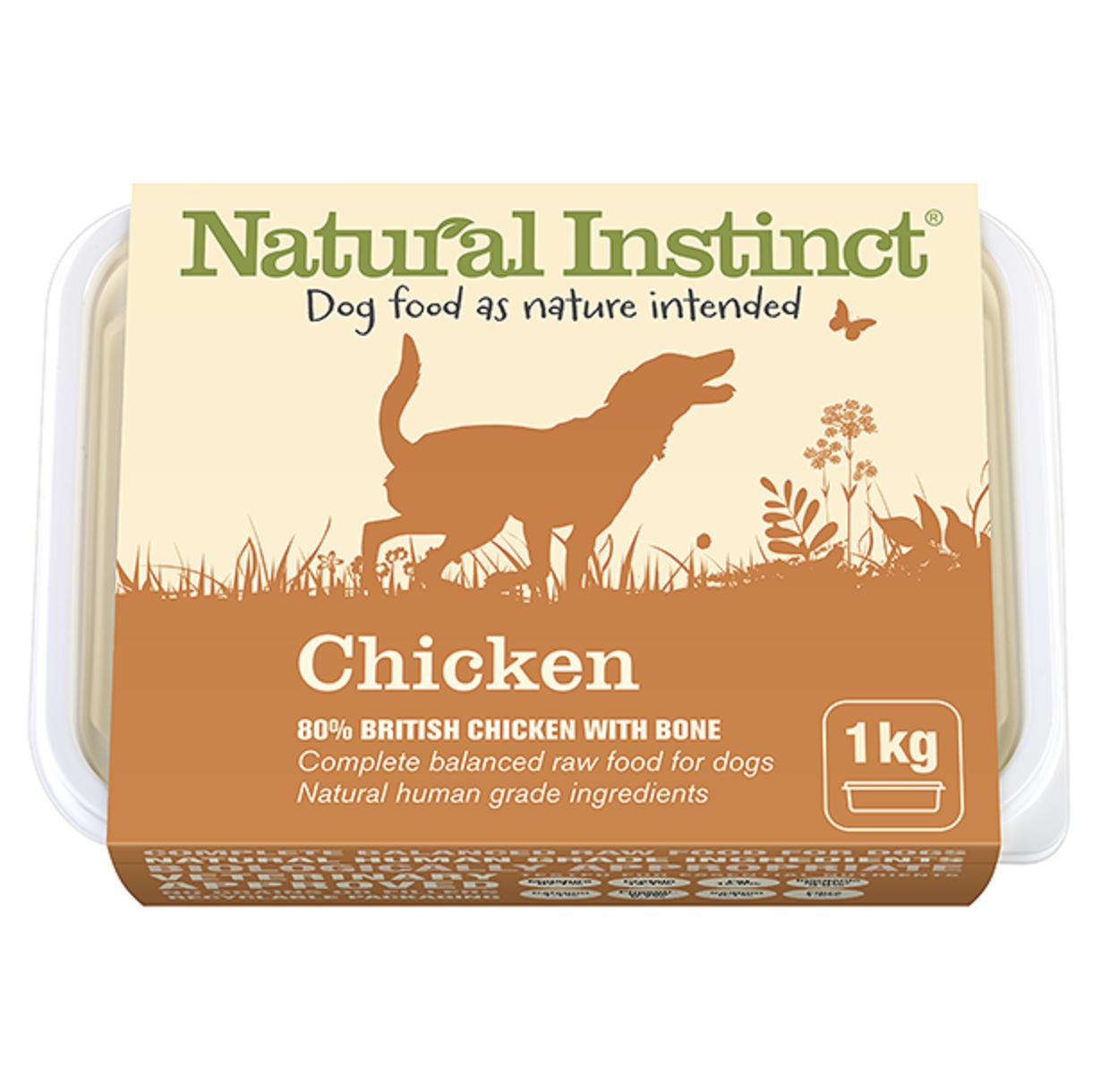 Natural Instinct - Chicken (1kg / 2x500g) 00001