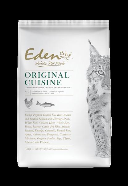 Eden Original Cat Food (1.5kg / 4kg) 00002