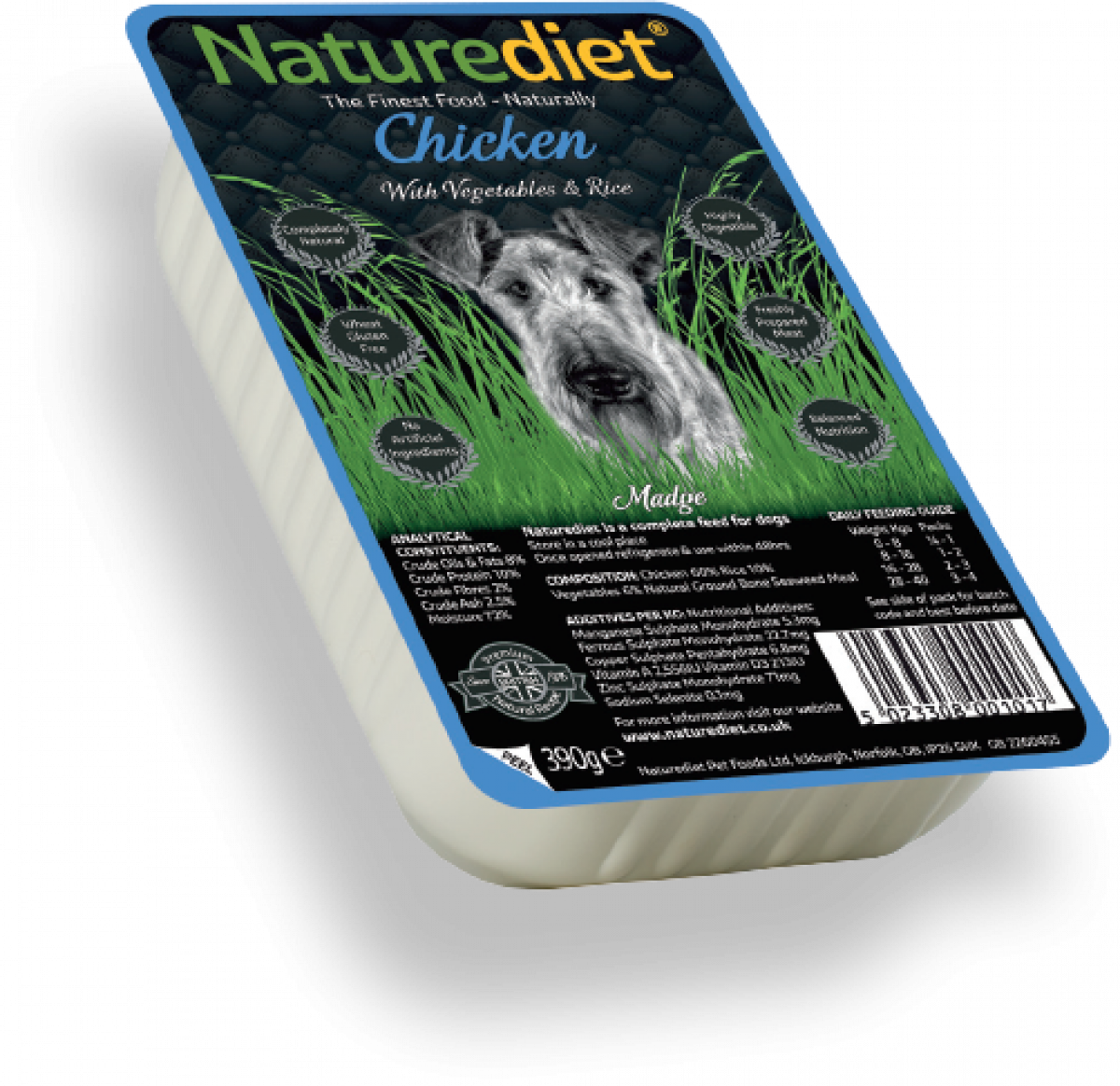 Nature Diet (340g Pack) 00006