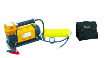 """Автомобильный компрессор портативный t max w0465, купить в интернет-магазине """"Пикапгараж"""" 00013"""