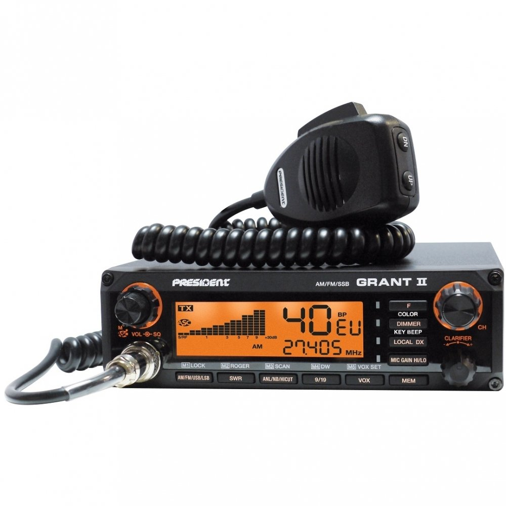 Радиостанция CB Grant II ASC 00134