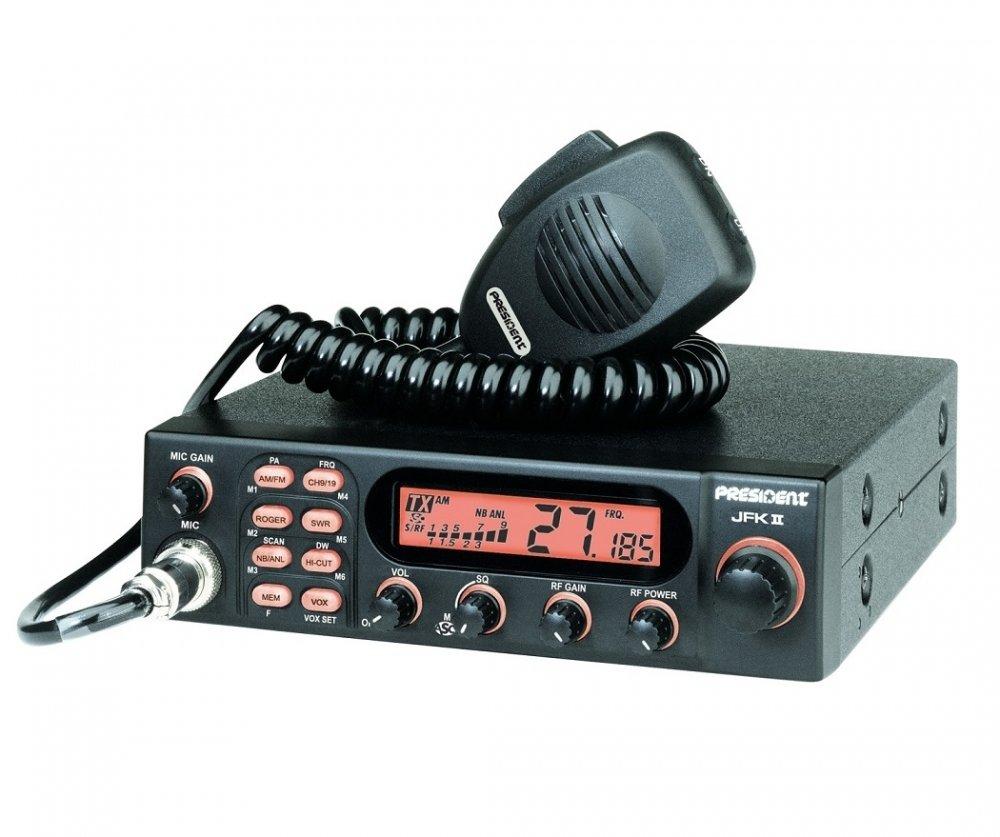 Радиостанция CB JFK II ASC 00135