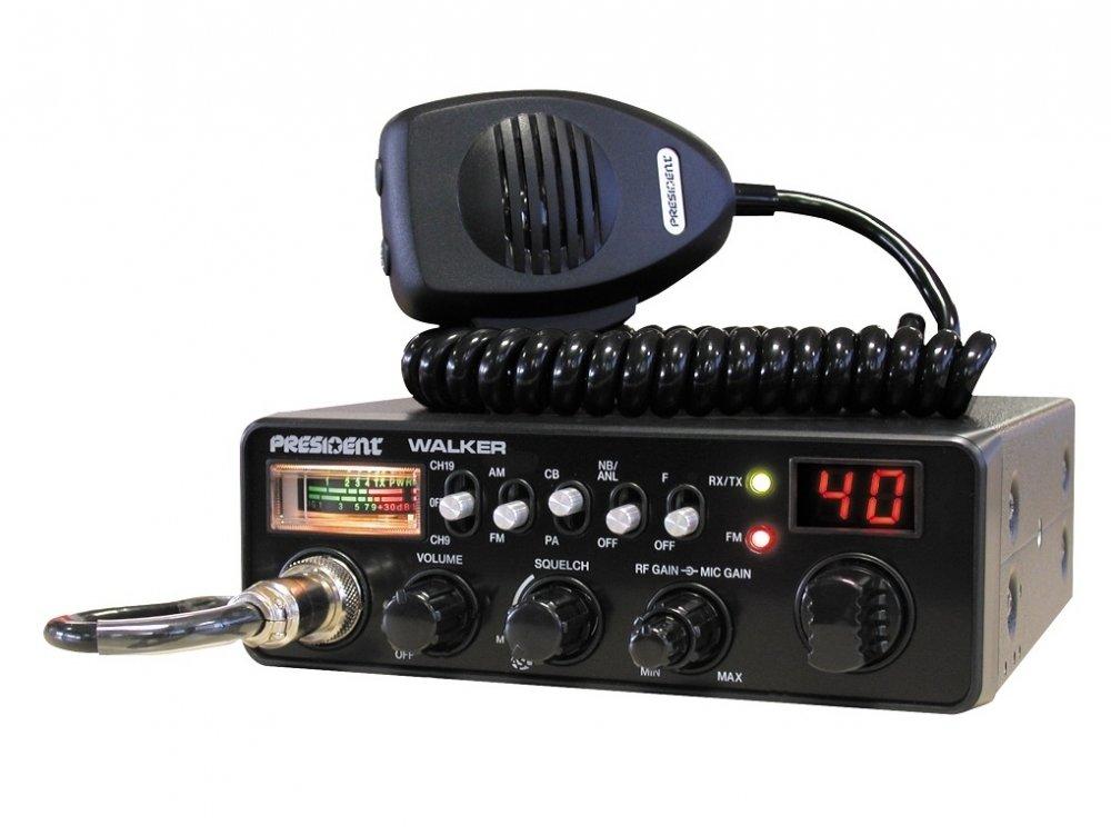 Радиостанция CB Walker ASC 00156