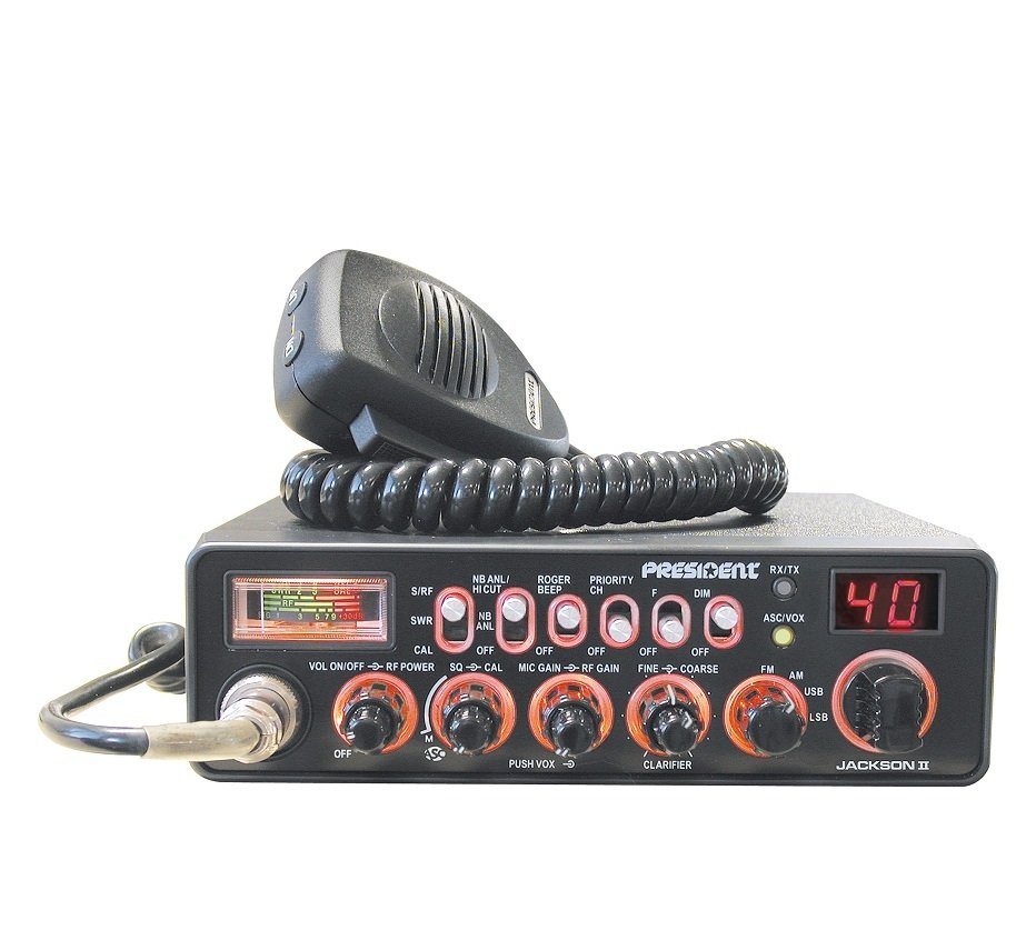 Радиостанция CB Jackson II ASC 00160