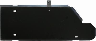 Защита бензобака для Nissan Navara D40 00209