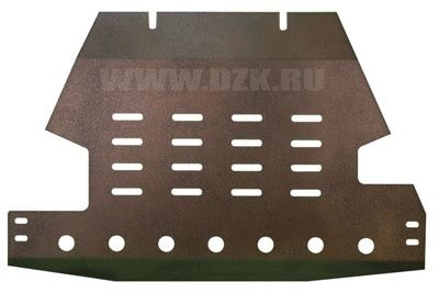Защита радиатора для Ford Ranger '07/Mazda BT-50 00213