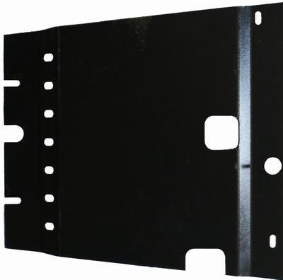 Защита картера для Nissan Navara D40 00232